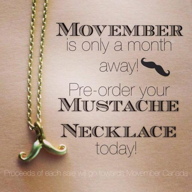 Get Ready for Movember!